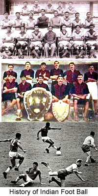 History of Indian Football