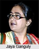 Jaya Ganguly, Indian Painter
