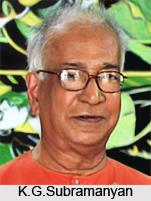 K.G.Subramanyan, Indian Painter