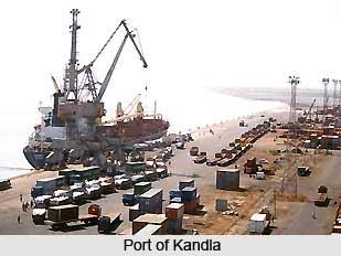 Kandla Port, Kutch, Gujarat