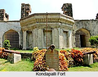 Kondapalli Fort, Andhra Pradesh