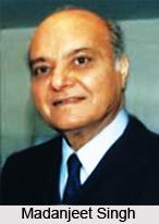 Madanjeet Singh , Indian Diplomats