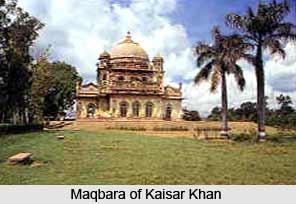 Maqbara of Kaisar Khan, Rajasthan