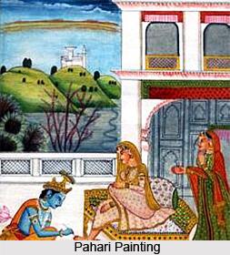 Pahari Painting