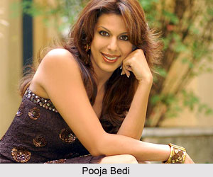 Pooja Bedi, Indian Actress