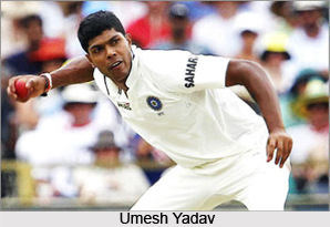 Umesh Yadav, Indian Cricketer