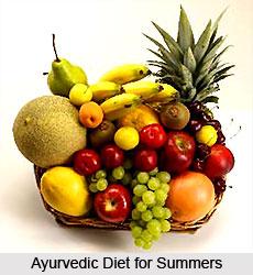 Ayurvedic Diet for Indian Seasons