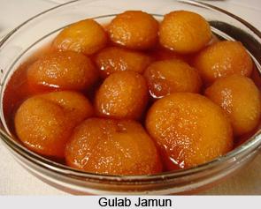 Gulab Jamun Indian Food Forever