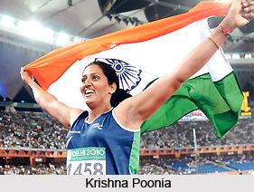 Indian Female Athletes
