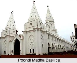 Poondi Madha Basilica Rooms Booking