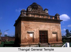Temples of Manipur
