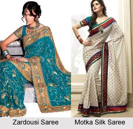 Modern Indian Sarees