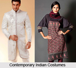 Evolution of Indian Costumes