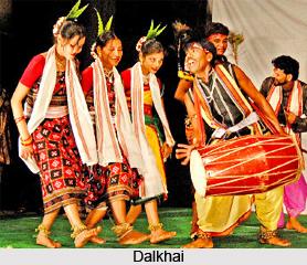 Costumes of Indian Dances