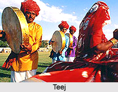 Festivals of Rajasthan , India