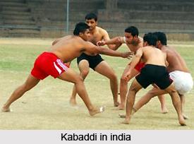 Kabaddi in India