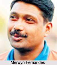 Merwyn Fernandes , Indian Hockey Player