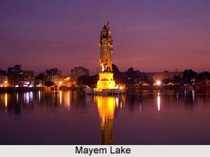 Sursagar Lake, Vadodara, Gujarat