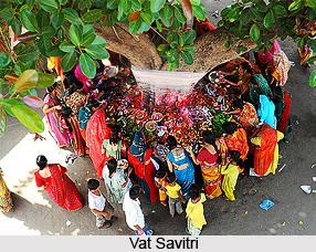 Vat Savitri , Indian Festival