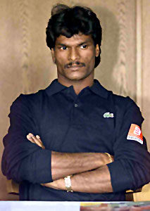 Early Life of Dhanraj Pillay, Indian Hockey Player