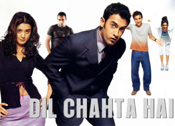 Dil Chahta Hain, Indian film