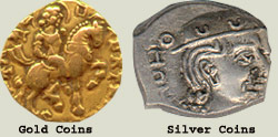 Coins of Kumaragupta-I