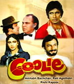 Amitabh in Coolie