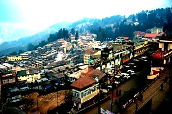 Darjeeling Town , West Bengal