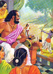 Dasaratha - the tragic king of Ramayana