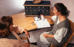 Diagnosis and treatment in Homeopathy