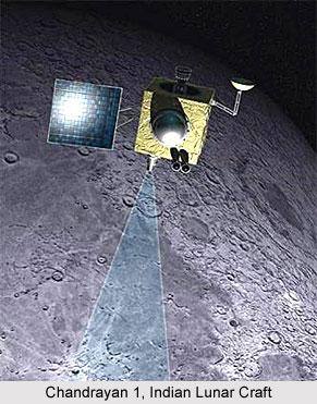 Chandrayan 1, Indian Lunar Craft