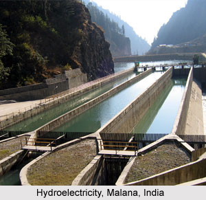 Hydroelectricity in India