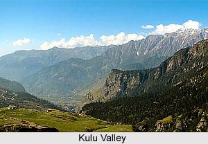 Kulu Valley, Himachal Pradesh