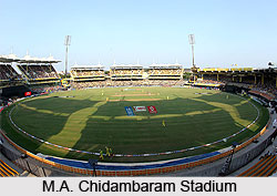 Cricket Stadiums of the South India
