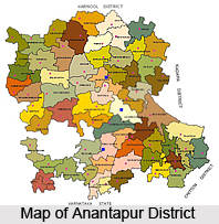 Geography Of Anantapur District, Andhra Pradesh