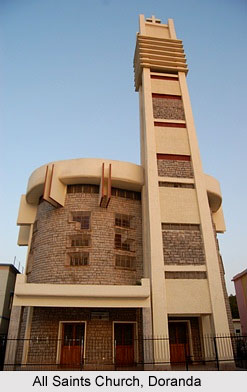Churches of Jharkhand
