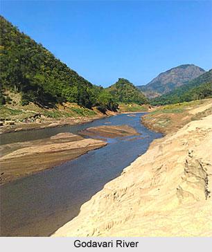Western Ghats Mountain Range in India