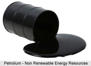 Non Renewable Resources Coal Oil Natural Gas