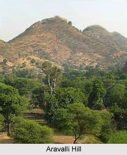Aravalli Mountain Ranges