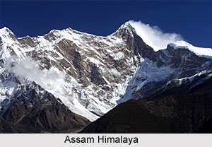 Assam Himalaya, Indian Himalayan Regions