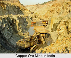 Copper Ore in India