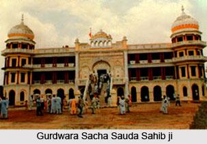 Gurdwara of Western India