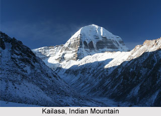 Kailasa, Indian  Mountain Range