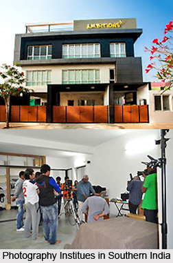 Photography Institutes in Southern India