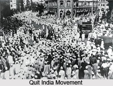 events leading to quit india movement Events leading to independence of india wavell who succeeded linlithgow as the viceroy of india in 1943 emphasized the need to set up a provisional political government at the center based on a congress- league coalition, to divert indian energies into some more profitable channel, an agitation.