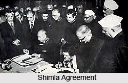 Shimla Agreement