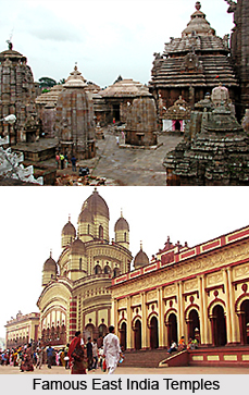 Temples of East Indian Architectural Style