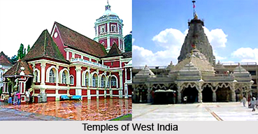 Temples of West Indian Architectural Style