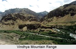 Vindhya Mountain Range