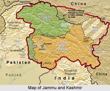Jammu and Kashmir, Indian State